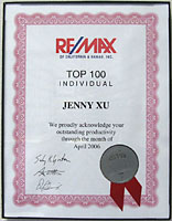 RemaxTop100Award